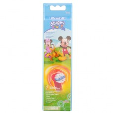 BROSSETTE DE RECHANGE ENFANTS ORAL-B STAGES POWER x 3