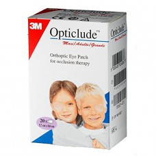 OPTICLUDE Pans orthoptique chair mini 5x6cm B/20