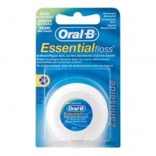 ORAL B Fil dentaire ciré mentholé 50m