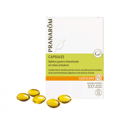 OLEOCAPS 2 Caps confort gastro-intestinal B/30