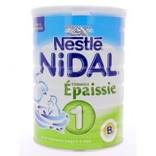 NIDAL LAIT 1 FORMULE EPAISSIE 800G