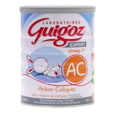GUIGOZ EXPERT AC Lait pdre action coliques B/800g