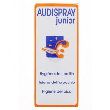 AUDISPRAY JUNIOR SOLUTION AURICULAIRE 25ML
