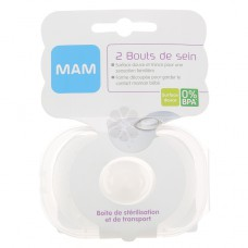 BOUTS DE SEIN MAM x 2