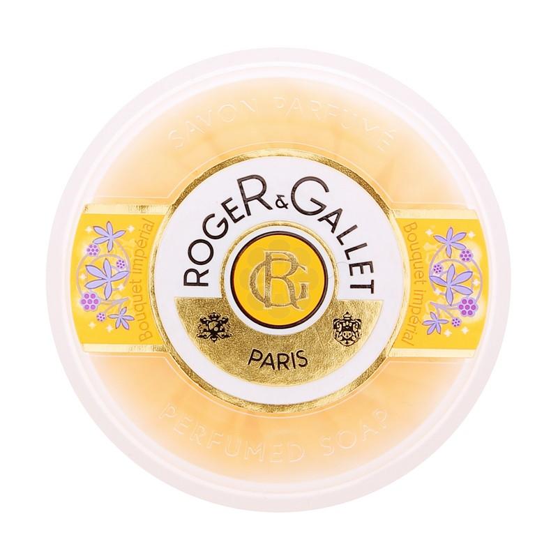 SAVON PARFUME BOUQUET IMPERIAL ROGER & GALLET 100G