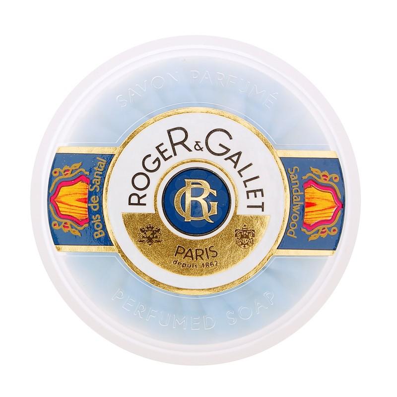 SAVON PARFUME BOIS DE SANTAL ROGER & GALLET 100G