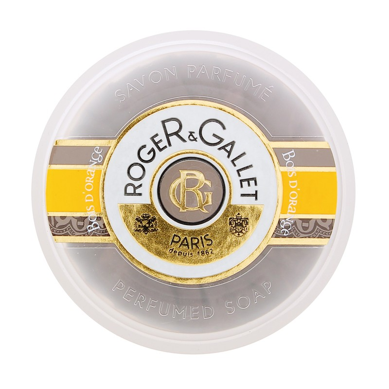 SAVON PARFUME BOIS D'ORANGE ROGER & GALLET 100G