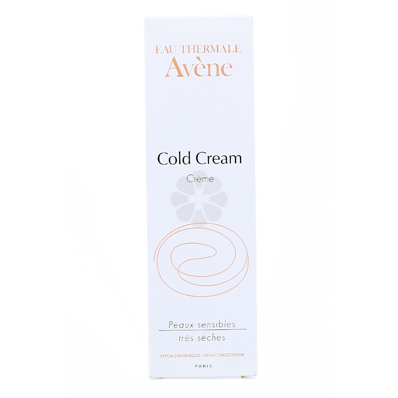COLD CREAM CREME AVENE 40ML
