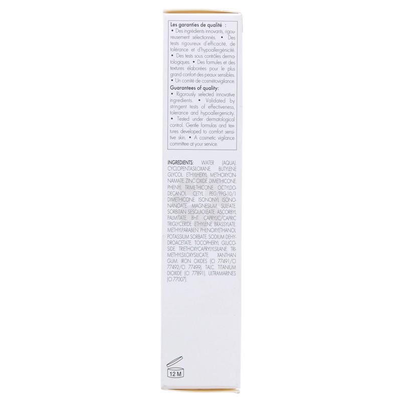 COUVRANCE FOND DE TEINT CORRECTEUR FLUIDE SABLE AVENE 30ML