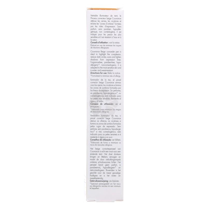 COUVRANCE PINCEAU CORRECTEUR BEIGE AVENE 1,7ML