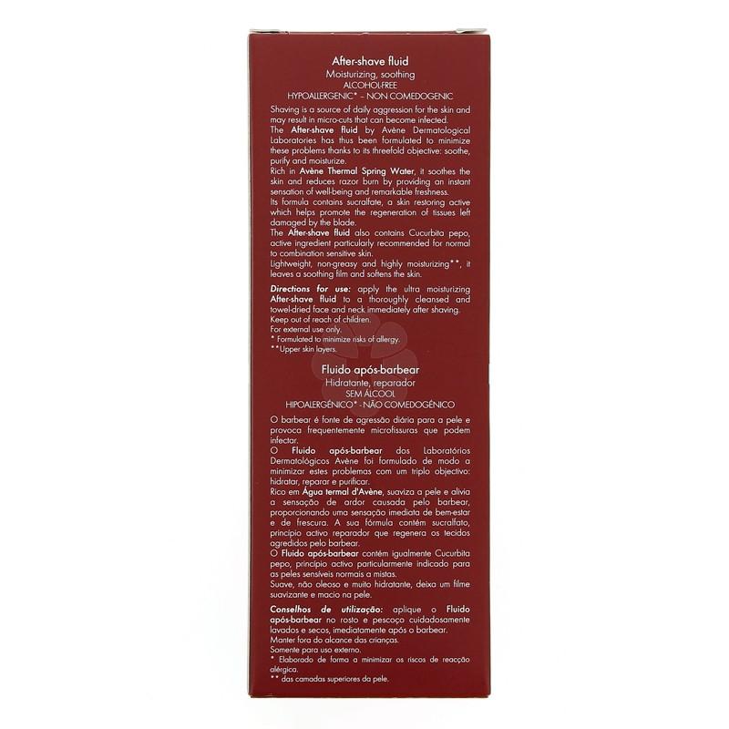 FLUIDE APRES-RASAGE AVENE 75ML