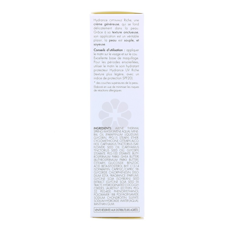 HYDRANCE OPTIMAL RICHE AVENE 40ML
