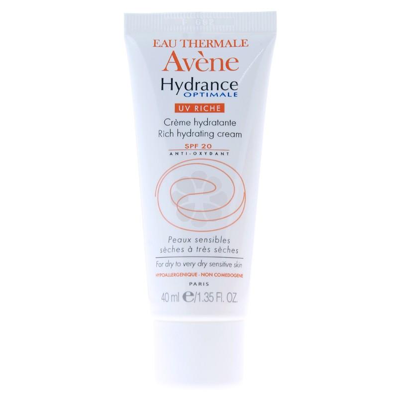 HYDRANCE OPTIMAL UV RICHE SPF20 AVENE 40 ML