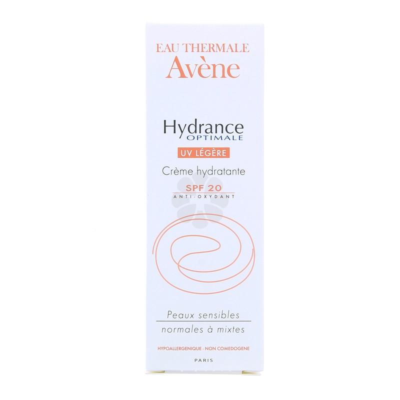 HYDRANCE OPTIMAL UV LEGERE AVENE 40ML