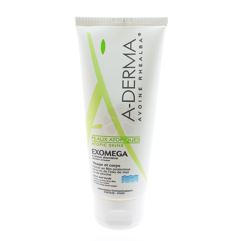 EXOMEGA CREME BARRIERE A-DERMA 100ML