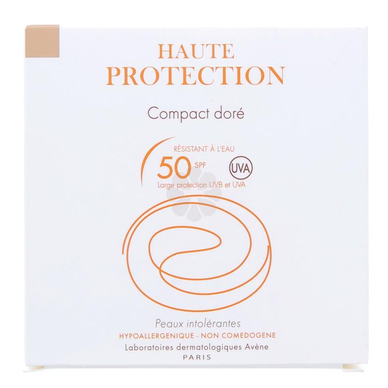 COMPACT TEINTE SPF50 DORE AVENE 10G