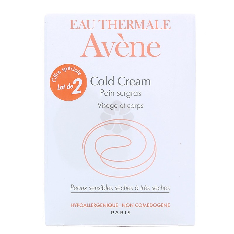 COLD CREAM PAIN SURGRAS AVENE 100Gx2
