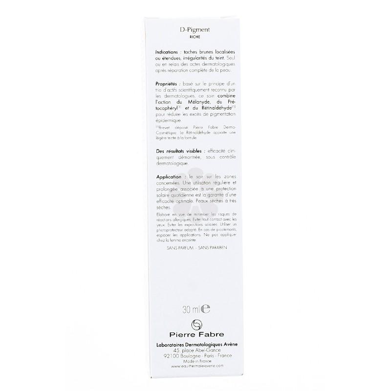 D-PIGMENT RICHE AVENE 30ML
