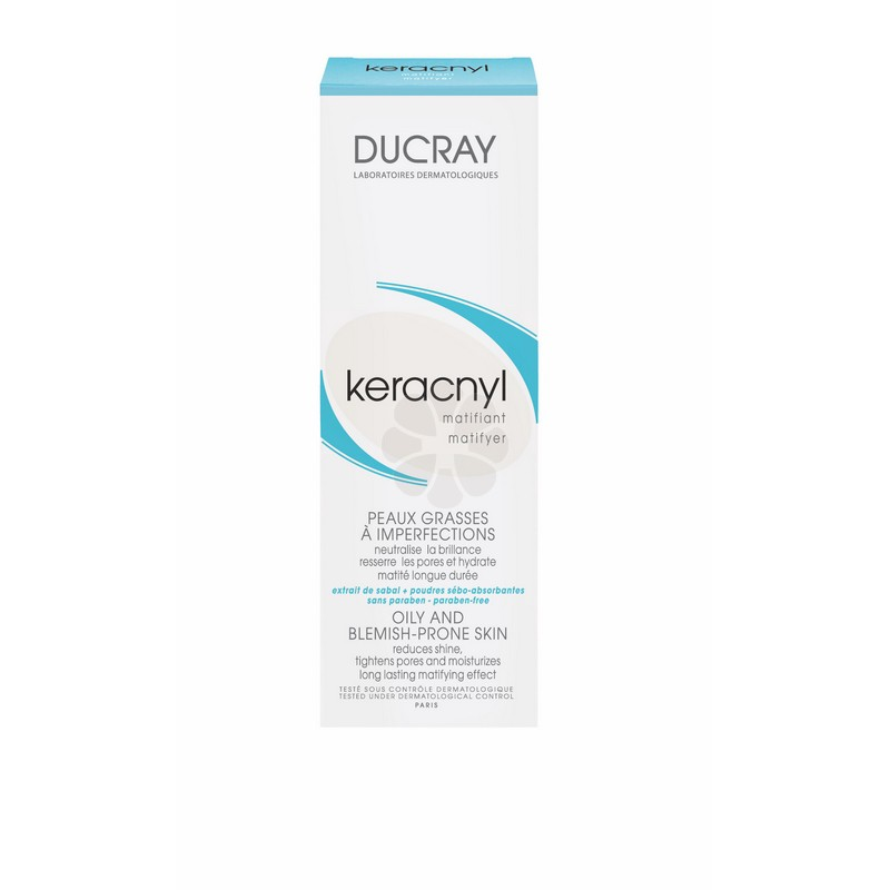 KERACNYL MATIFIANT DUCRAY 30ML