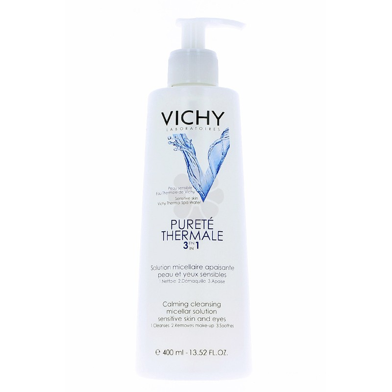 PURETE THERMALE 3 EN 1 VICHY 400ML