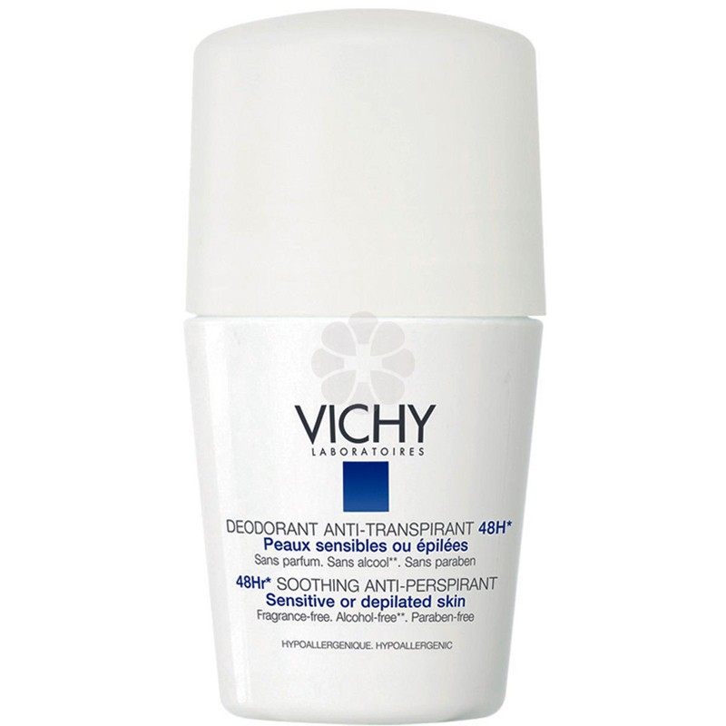 DEODORANT ANTI-TRANSPIRANT 48H ROLL-ON VICHY 50ML