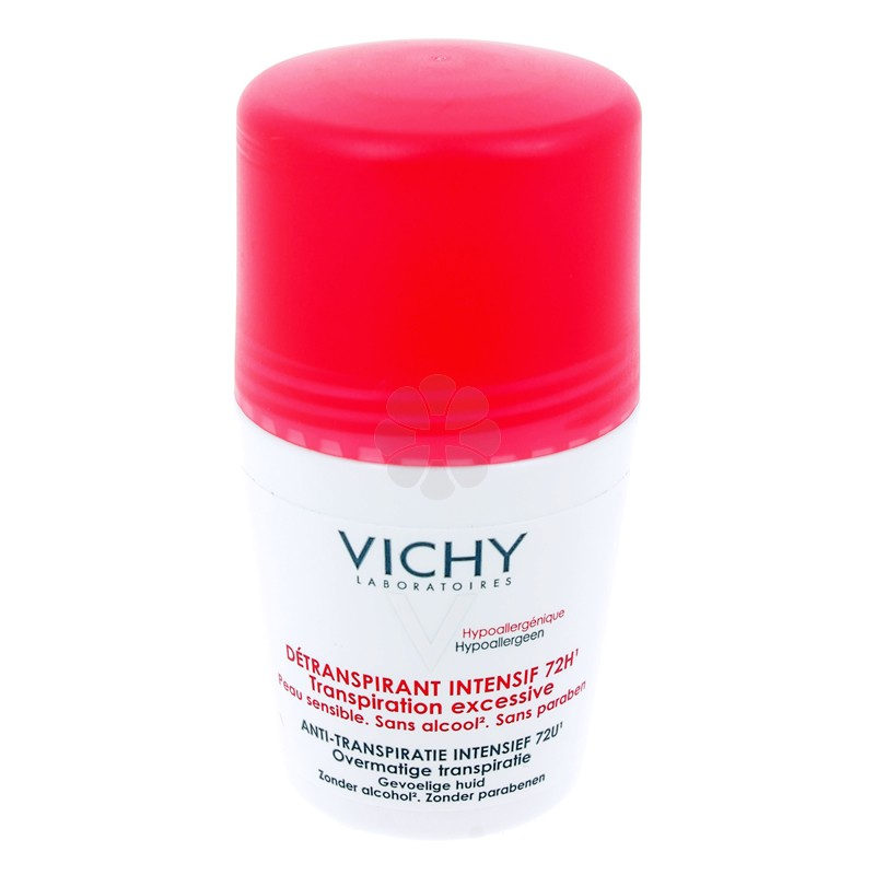 DEODORANT INTENSIF 72H TRANSPIRATION EXCESSIVE VICHY 50ML