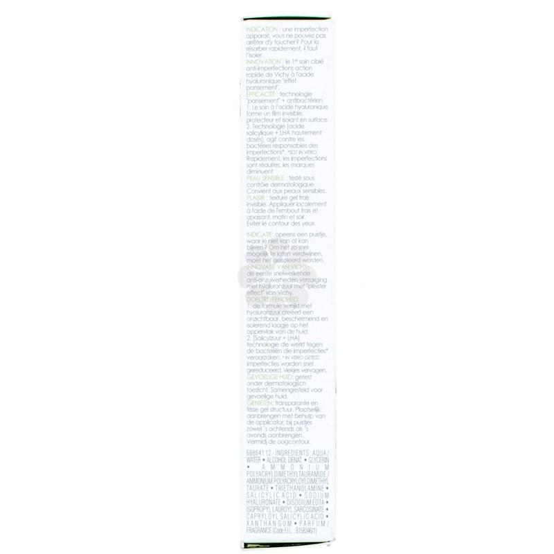 NORMADERM HYALUSPOT SOIN CIBLE VICHY 15ML