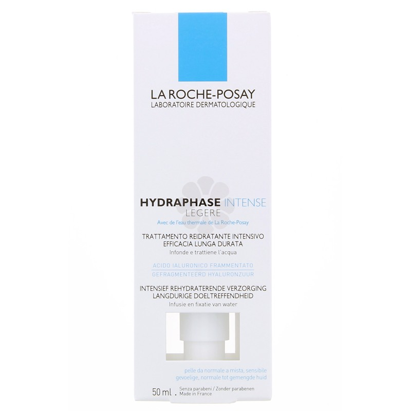 HYDRAPHASE INTENSE LEGERE SOIN REHYDRATANT LA ROCHE-POSAY 50ML
