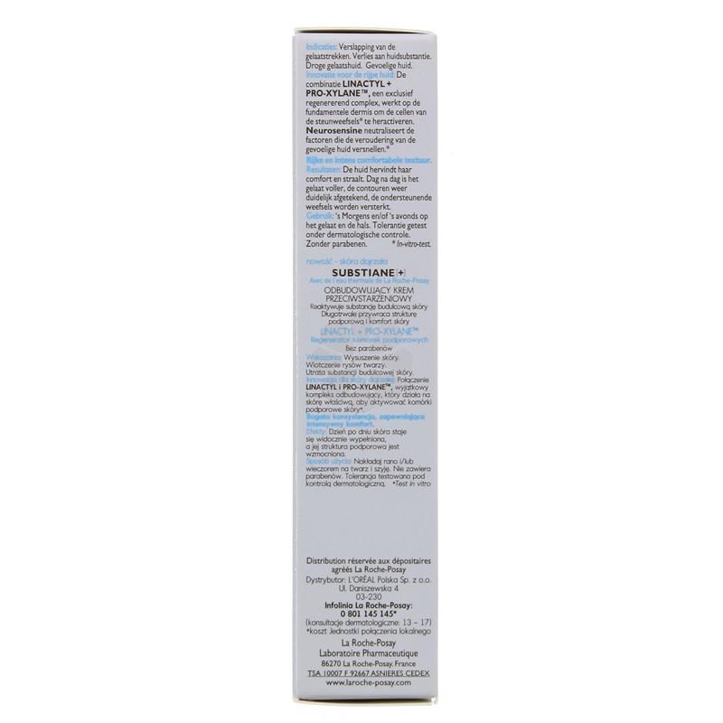 SUBSTIANE [+] SOIN ANTI-AGE RECONSTITUANT LA ROCHE-POSAY 40ML