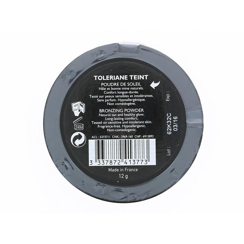 TOLERIANE TEINT POUDRE DE SOLEIL LA ROCHE-POSAY 12G