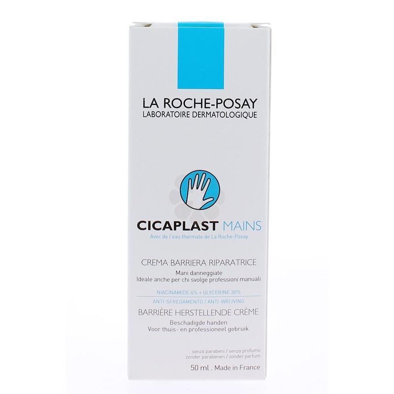 CICAPLAST MAINS CREME REPARATRICE LA ROCHE-POSAY 50ML