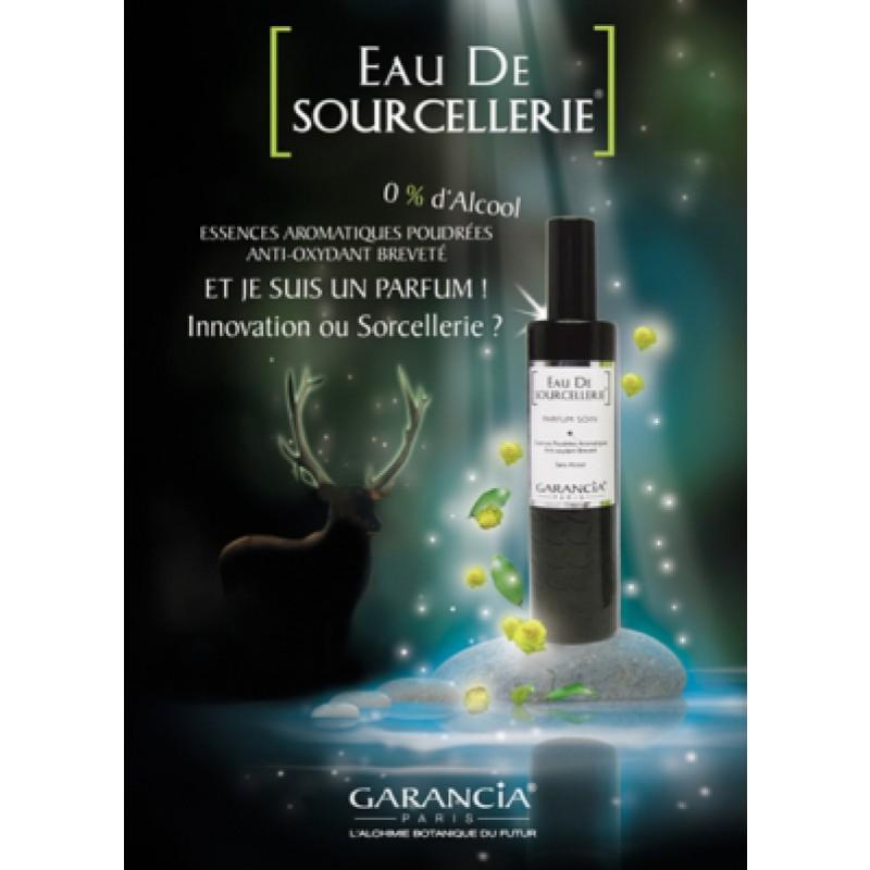 EAU DE SOURCELLERIE GARANCIA Eau de soin parfumée Vapo/50ml