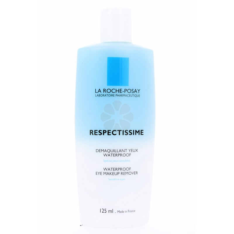 RESPECTISSIME DEMAQUILLANT YEUX WATERPROOF LA ROCHE-POSAY 125ML
