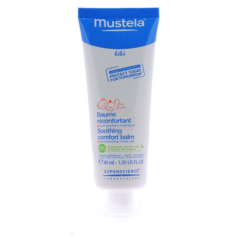 BAUME RECONFORTANT MUSTELA BEBE 40ML