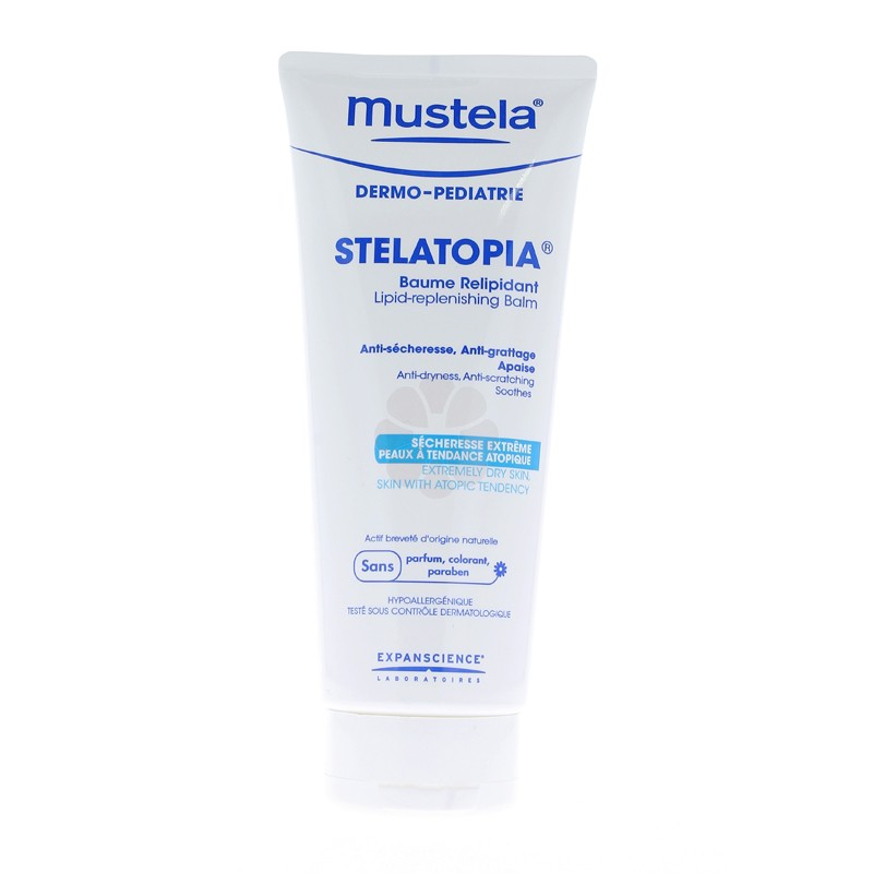 STELATOPIA BAUME RELIPIDANT MUSTELA 200ML