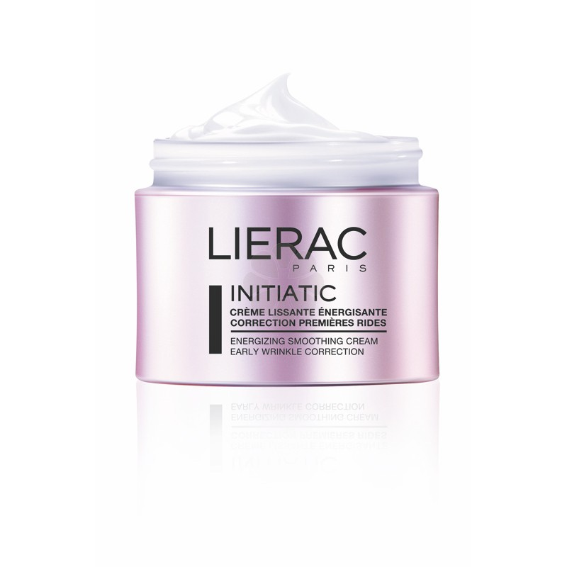 INITIATIC CREME LISSANTE ENERGISANTE LIERAC 40ML