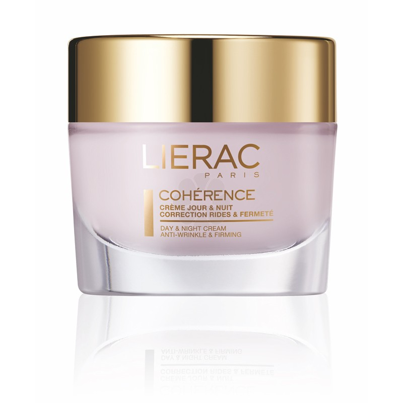 COHERENCE CREME JOUR & NUIT LIERAC 50ML