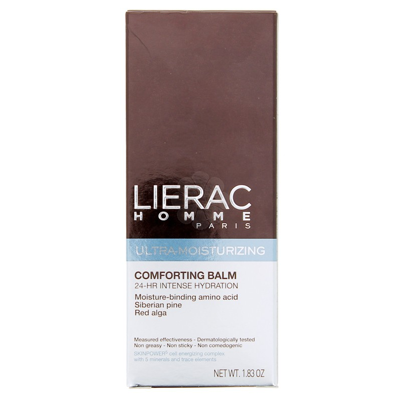 ULTRA-HYDRATANT BAUME RECONFORTANT LIERAC HOMME 50ML