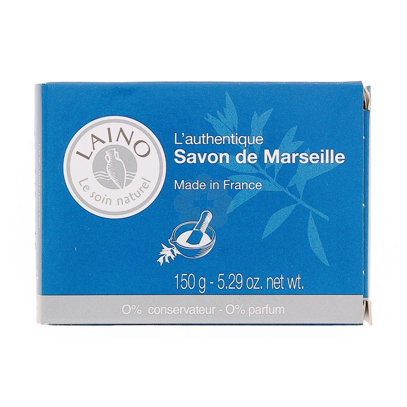 LAINO AUTHENTIC SAVON DE MARSEILLE 150G