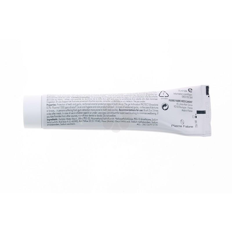 ARTHRODONT PROTECT GEL DENTIFRICE FLUOR 75ML