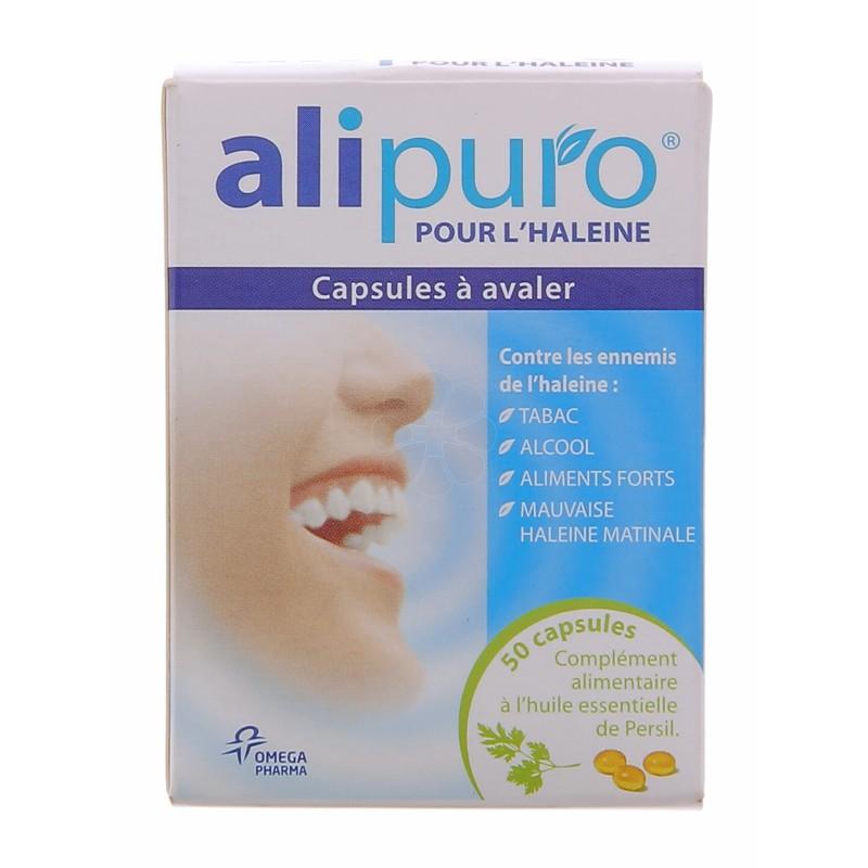 ALIPURO CAPSULES A AVALER x 50