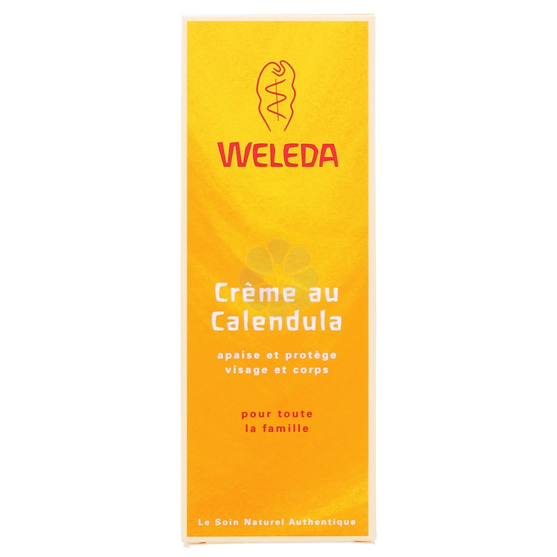 CREME AU CALENDULA WELEDA 75ML