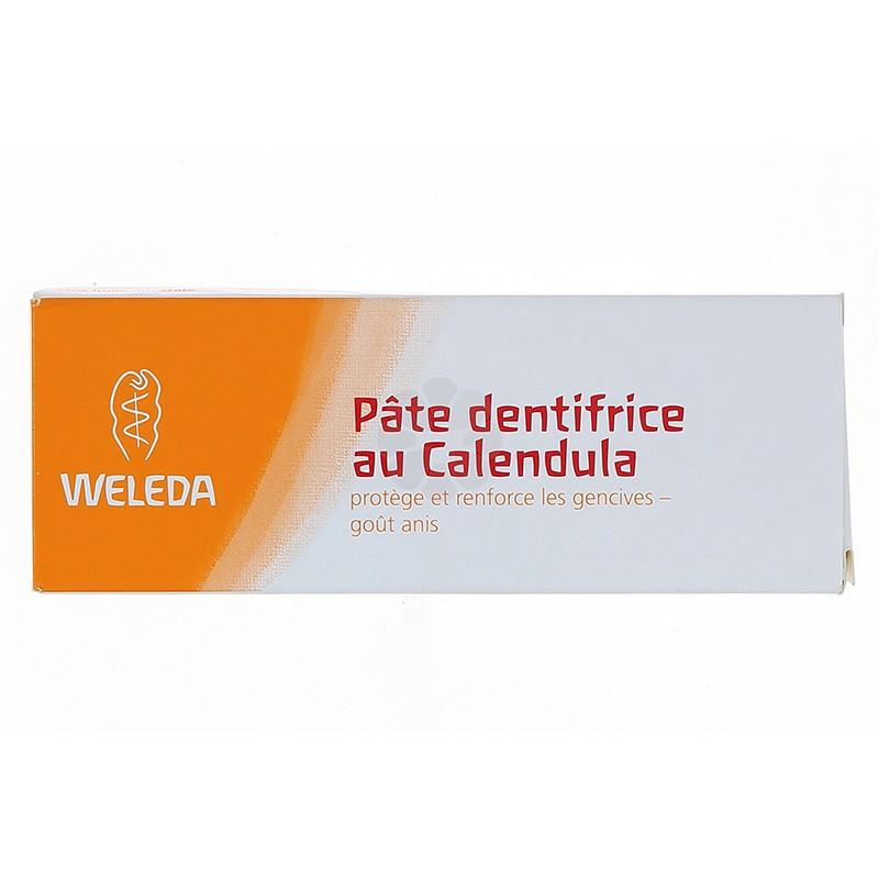 DENTIFRICE WELEDA AU CALENDULA GOUT ANIS 75ML