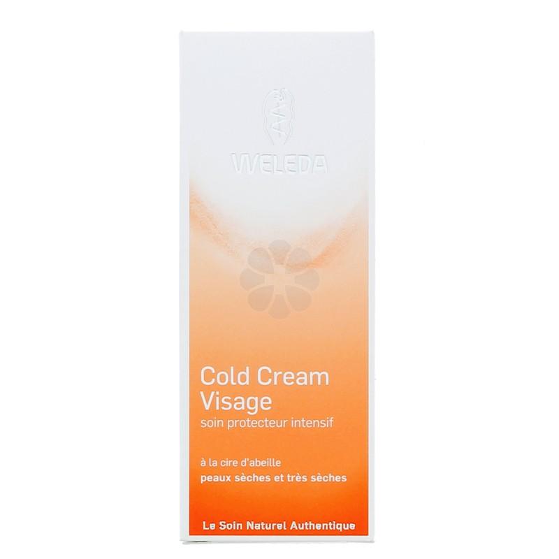 COLD CREAM VISAGE WELEDA 30ML