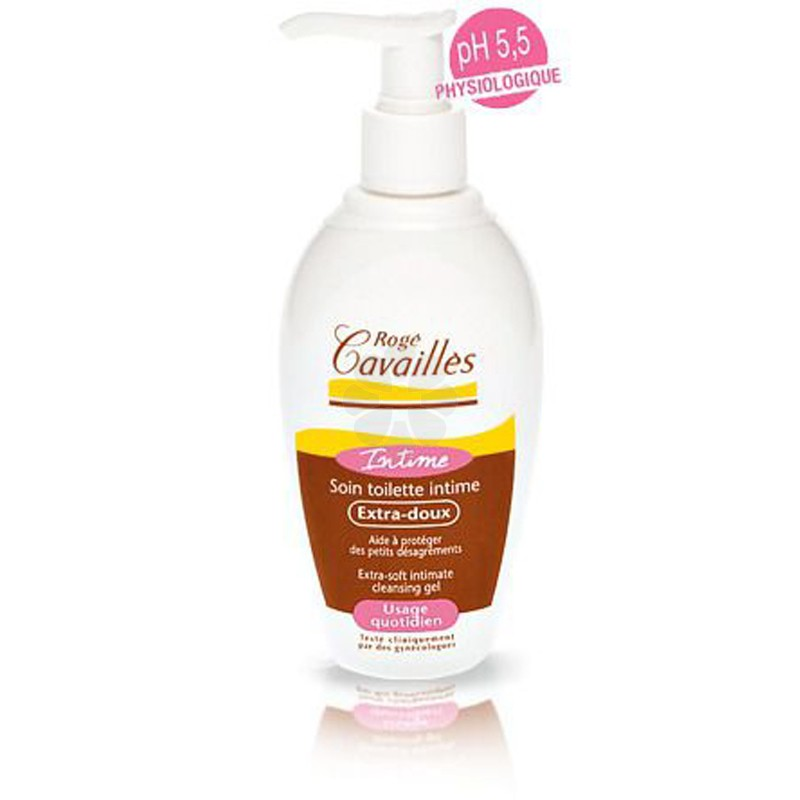 SOIN TOILETTE INTIME USAGE QUOTIDIEN ROGE CAVAILLES 500ML