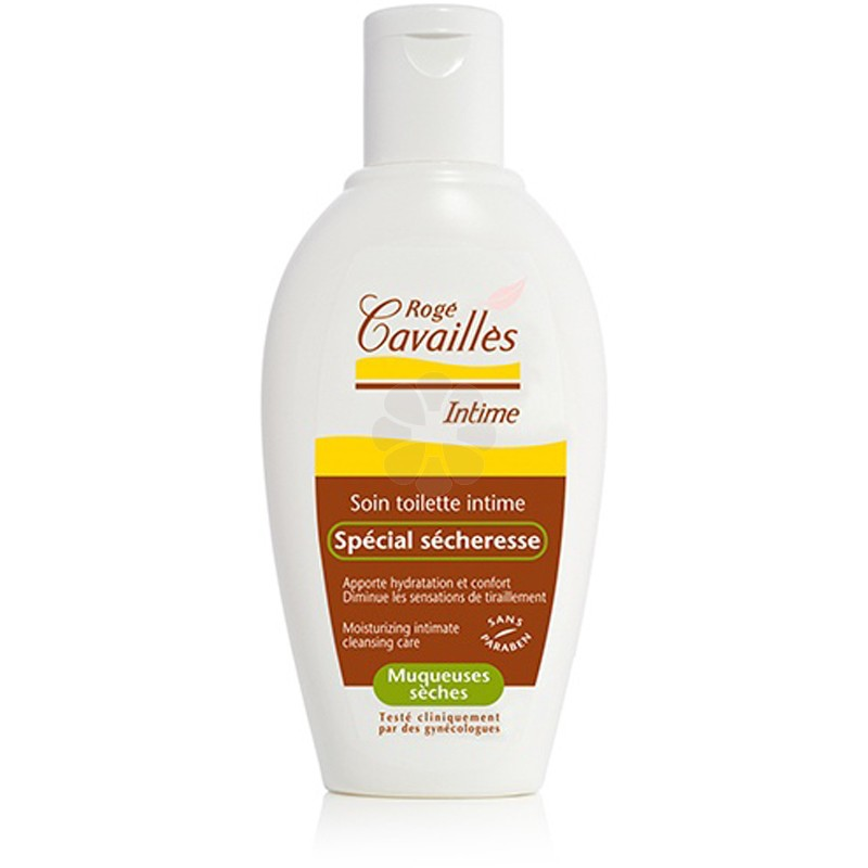 SOIN TOILETTE INTIME SPECIAL SECHERESSE ROGE CAVAILLES 200ML