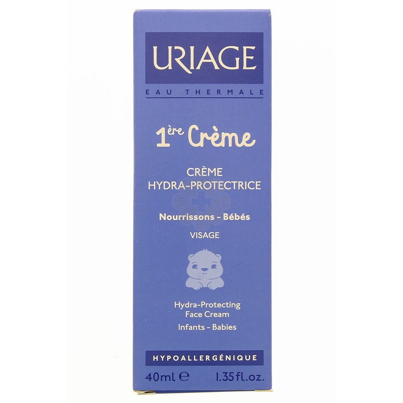 1ERE CREME HYDRA-PROTECTRICE BEBE URIAGE 40 ML