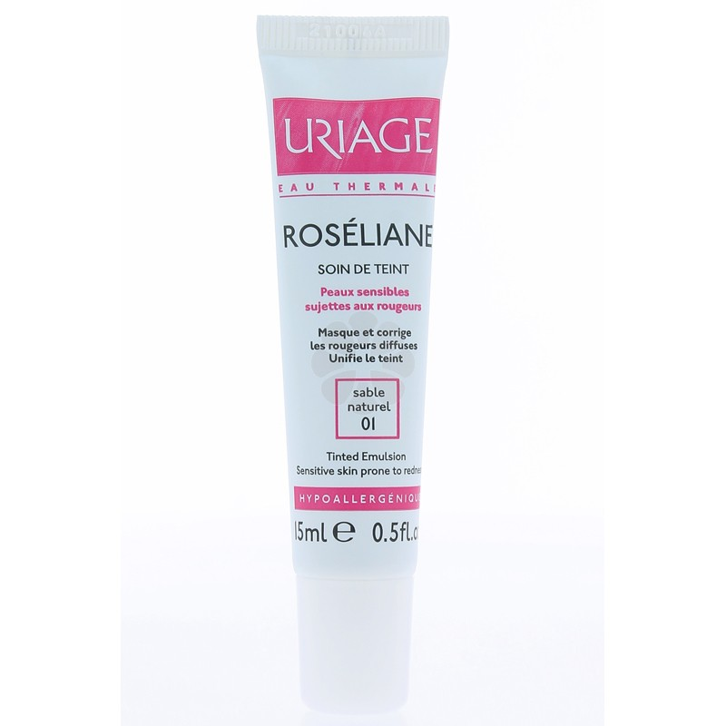 ROSELIANE SOIN DE TEINT URIAGE 15 ML SABLE NATUREL