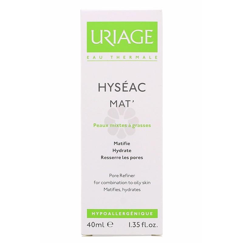 HYSEAC MAT' URIAGE 40 ML