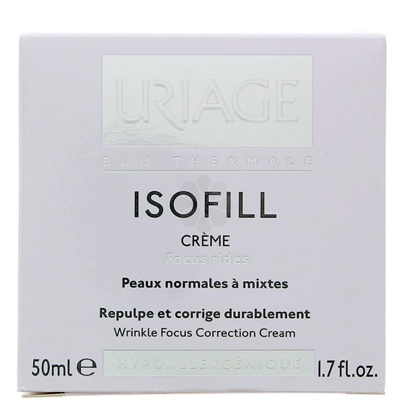 ISOFILL CREME FOCUS RIDES URIAGE 50ML
